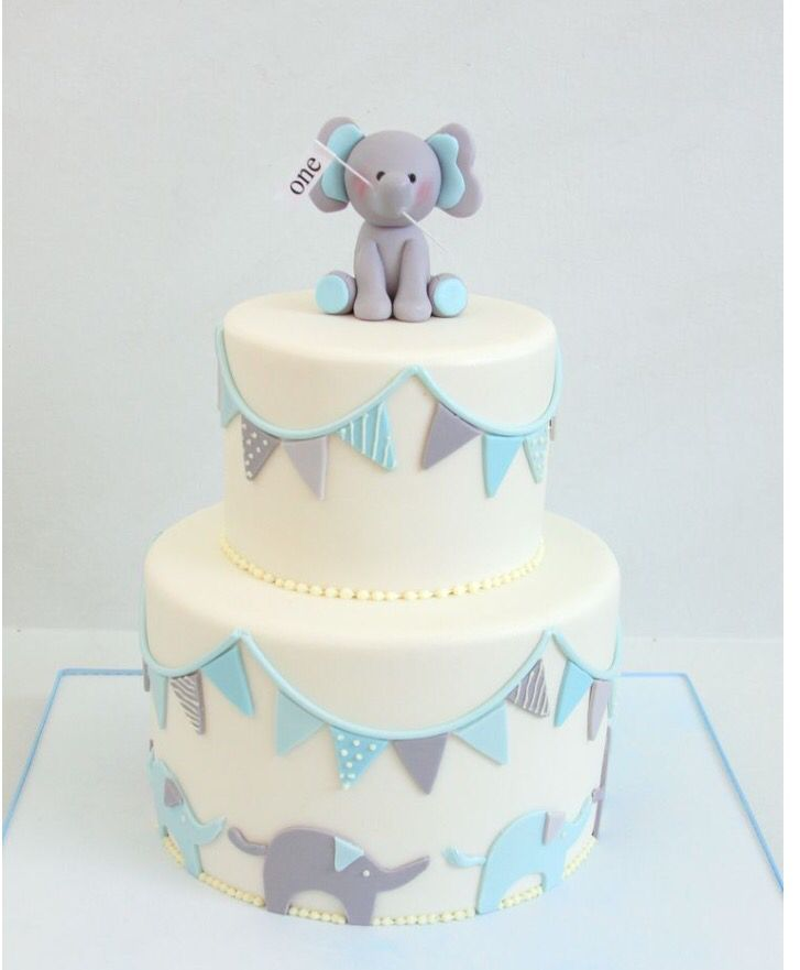 Filli Pasta  Elephant Cake