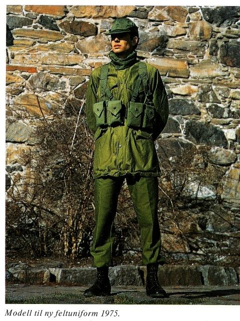 47bfd3ba7d63c Norway M75 trial uniform Military Jacket, Norway, Army Fatigue Jacket,  Military Vest,