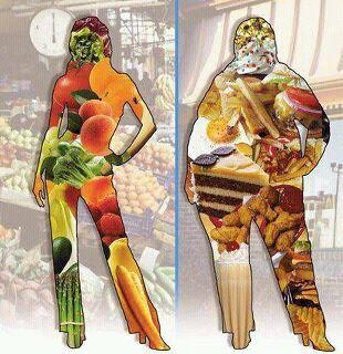 The Truth! Sometimes a picture is worth more than words! #Health #Diet