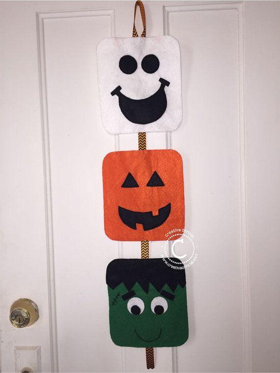 M s de 1000 ideas sobre decoraciones de puertas de - Decoracion de puertas para halloween ...