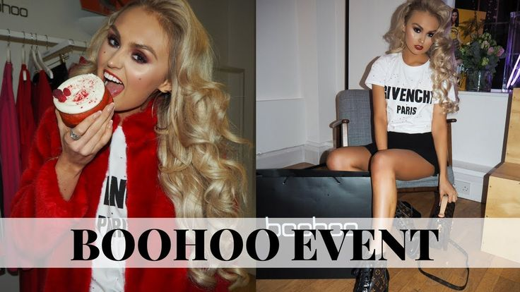 London Vlog // Boohoo Event // GEMMA COLLINS?!?!    >source https://buttermintboutique.com/london-vlog-boohoo-event-gemma-collins/