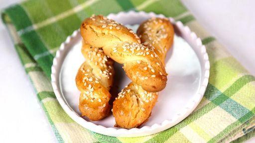 Mom\'s Greek Cookies