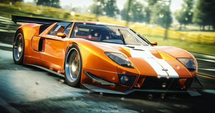 Ford GT - The Crew Calling All Units