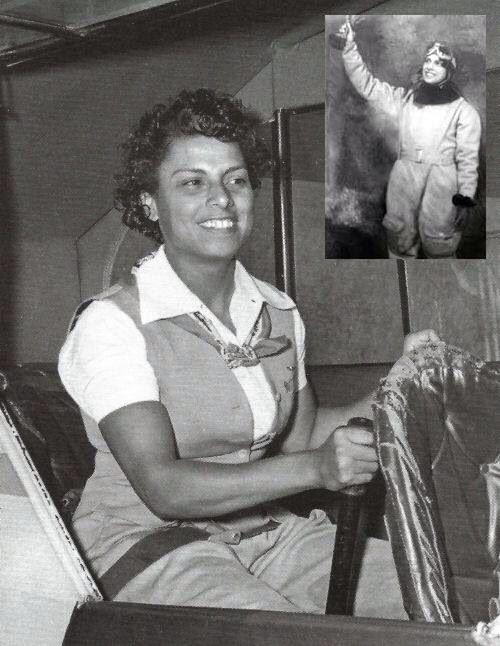 Willa Brown Chappell , born in 1906 . In 1938 , she became the first woman African American pilot licensed in the united states and in 1943 , the first African American Woman to possess a commercial pilot and mechanic's licence