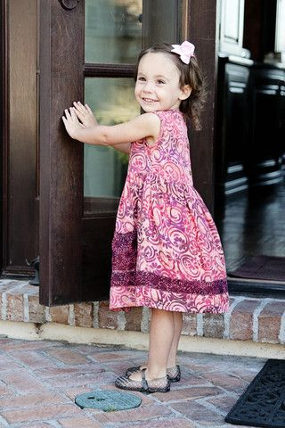 dress, summer dress, kids dress