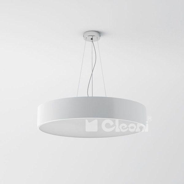 Lampa wisząca zwis żyrandol oprawa Cleoni Aba E27 paleta barw 1267Z