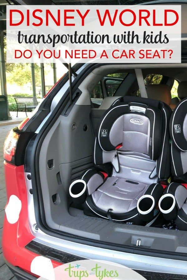 Wonder Whether You Need A Car Seat For Disney And Orlando Airport Transportation All The Answers Every Transit Scenario