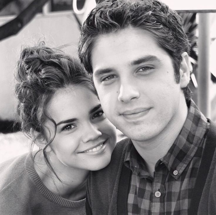 DavidLambert #MaiaMitchell | The Fosters | Pinterest