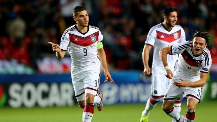Kevin Volland, Germany U21