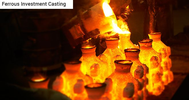 Investment casting is oldest manufacturing processes, before thousands of years, in which melt metal is in into an expendable ceramic mould. The mould is shaped by using a wax pattern - a disposable piece in the shape of the required part.