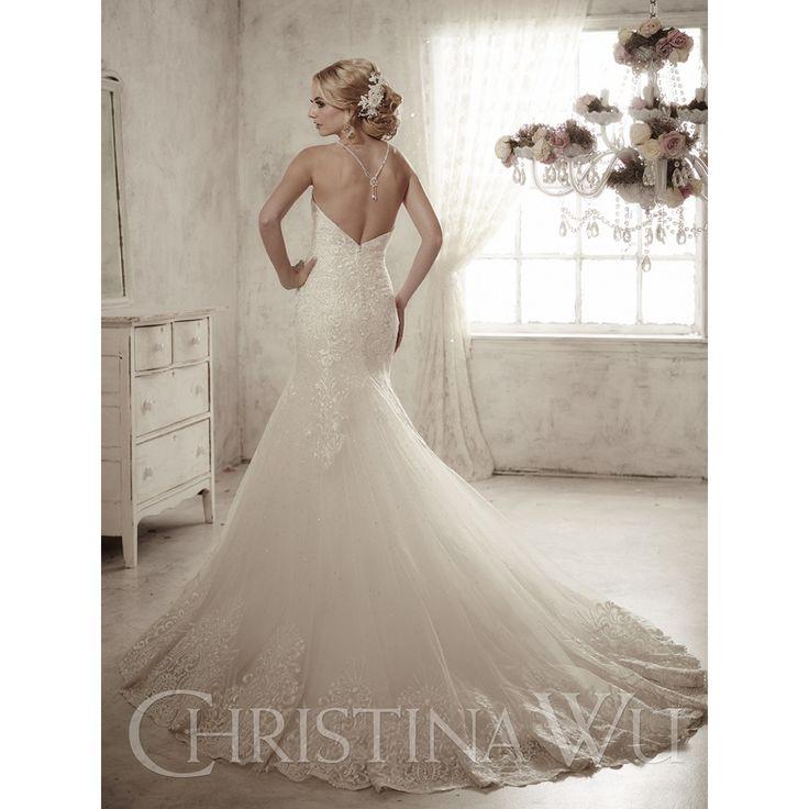 Christina Wu Style 15602 - Christina Wu - Bridal