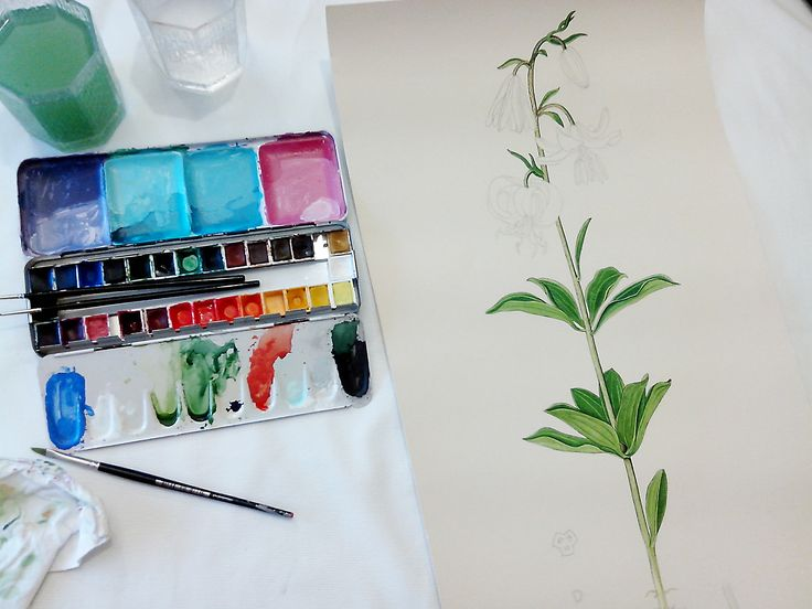 Botanical piece