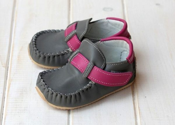 Dětská obuv : Zeazoo Leo Manga Grey/Purple