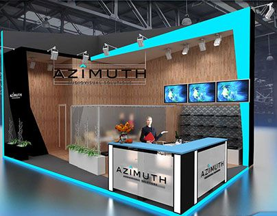 """Check out new work on my @Behance portfolio: """"Azimuth""""…"""