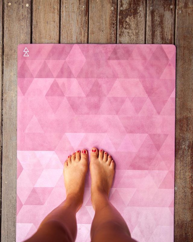 Best 25+ Yoga Mats Ideas On Pinterest
