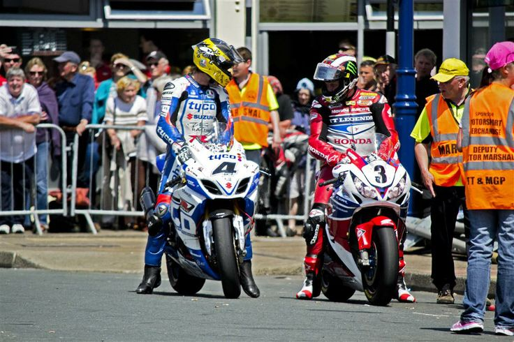 McGuinness, Martin - Which way to the pits?
