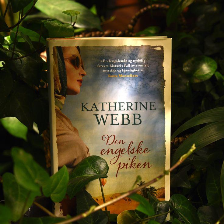 Katherine Webb, Den engelske piken. Har skrevet Arven