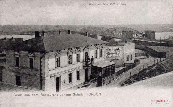 Nawigacyjna 1, Bydgoszcz - 1903 rok, stare zdjęcia