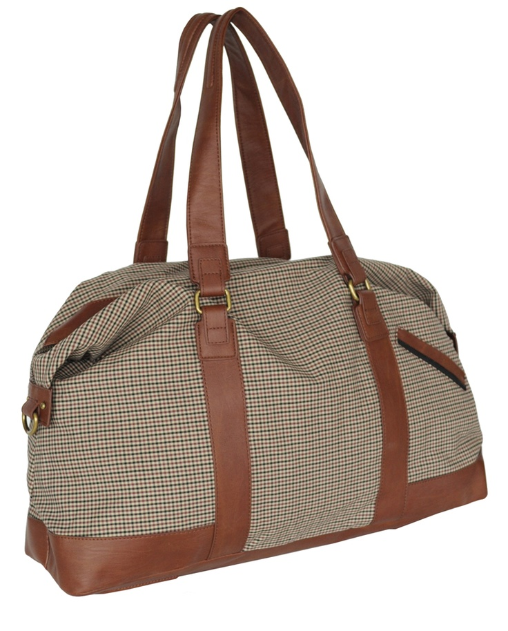 Braun Tote >> Great weekend getaway bag. Classic design.:  Postbag, Clothing, Overnight Bags, Braun Totes, Accessories, Beguil Bags, Products, Totes Classic, Getaways Bags