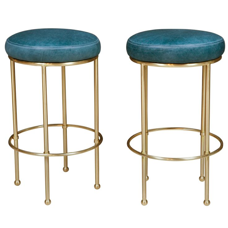 11 Best Images About Brass Bar Stools On Pinterest Ux Ui