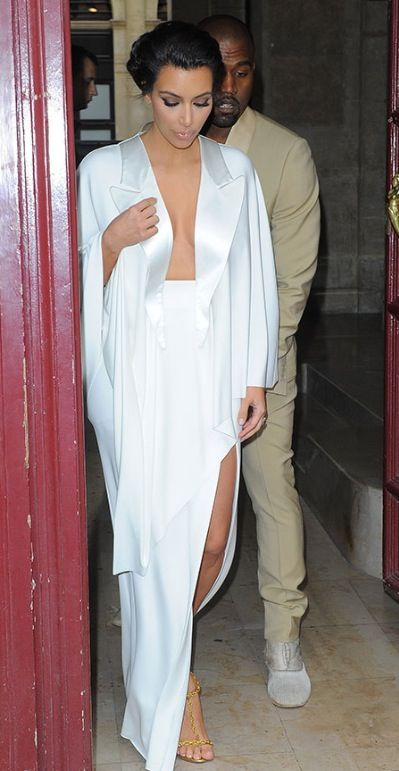 Kim Kardashian 2014 -Paris