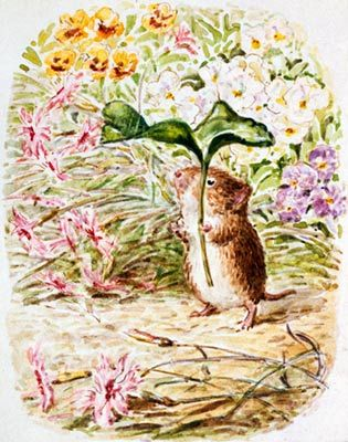 Timmy Willieu0027s Garden Mural   Beatrix Potter| Murals Your Way