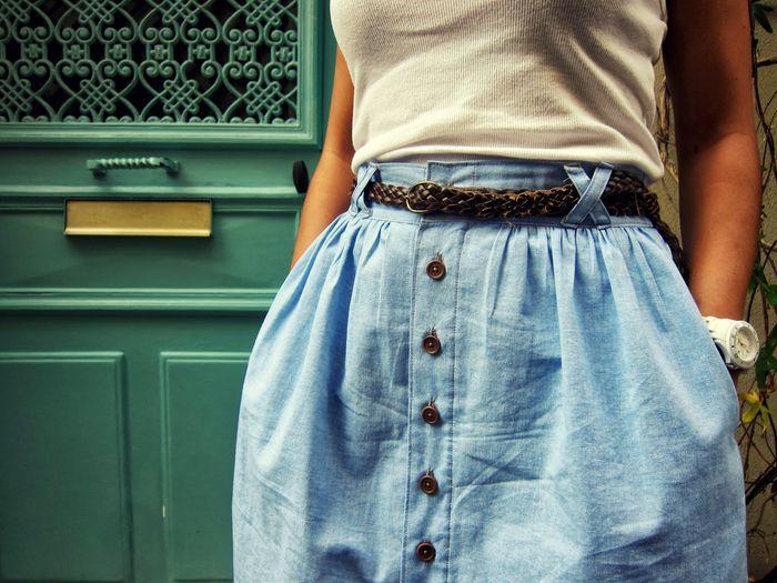 Best 25 tuto jupe ideas on pinterest patron couture tuto couture facile and couture facile - Tuto jupe facile elastique ...