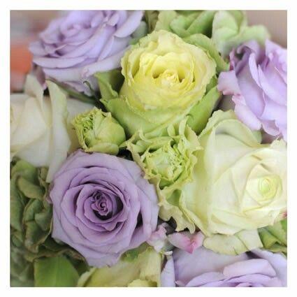 Bouquet colori pastello.