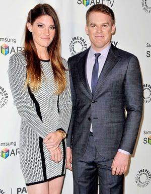 Jennifer Carpenter Cries Over Michael C. Hall Divorce at Dexter Event - Us…