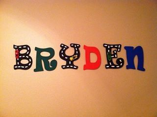 17 best images about wall letters on pinterest nursery wall decor wooden wall letters and hand painted