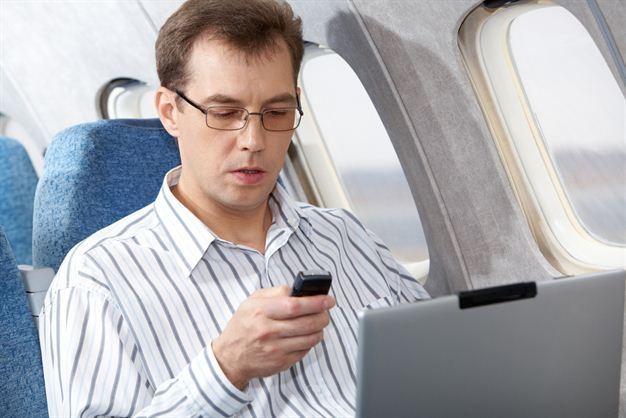 Does leaving your phone on during a flight mean you're putting yourself and everyone else in the way of disaster? Probably not, if that was the case they wouldn't be thinking of changing the in-flight rules. (Inflight myths busted | News24)