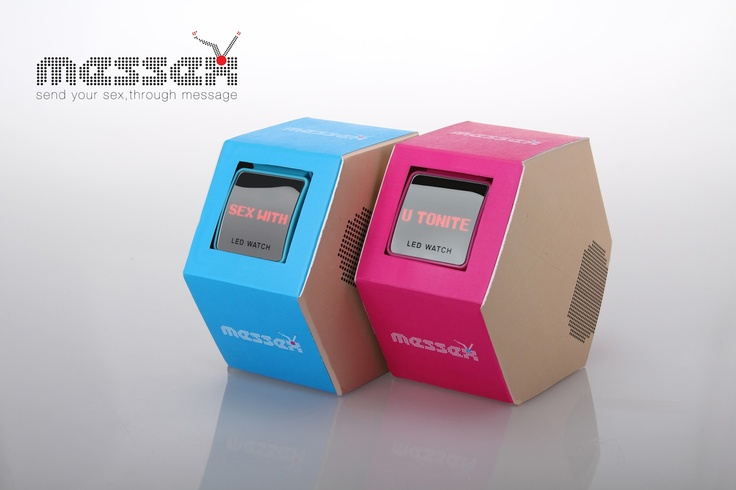 Watch Packaging design (Student Project)