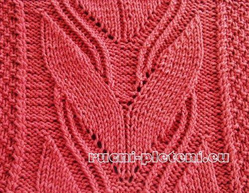 pletené copánkové vzory - Hledat Googlem