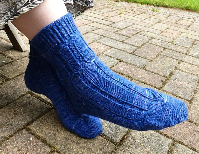 Ravelry: One Step at a Time pattern by Jo Torr