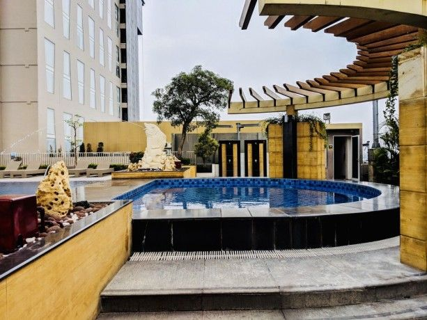 Trillium Apartment Jl Pemuda Surabaya Tengah Kota 2 Kamar Di 2020 Apartemen Jacuzzi Surabaya