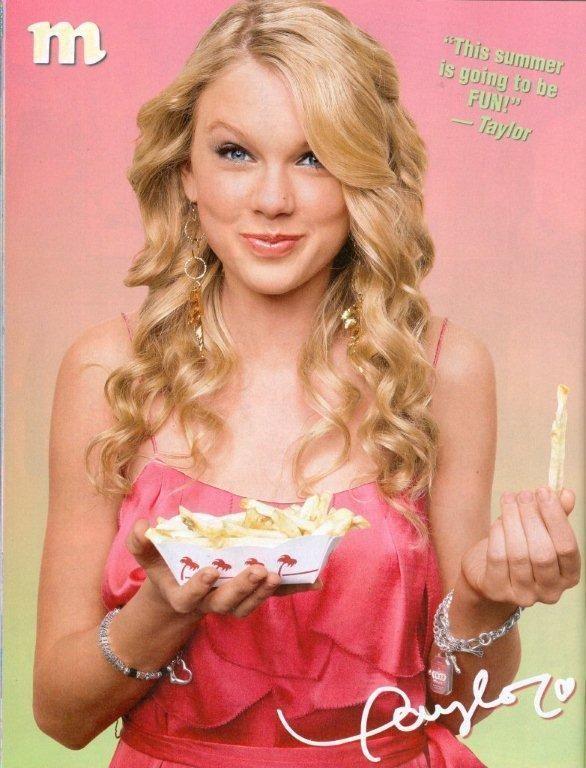 Taylor Swift (M)