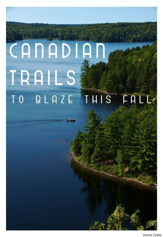 Some of the best hikes in Canada to enjoy this fall #autumn #falllove