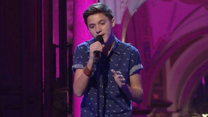 Dalibor Slepčík (15) prvým finalistom SuperStar: Pozrite si jeho vystúpenie ešte raz! | Aktuálne | Markíza - Superstar