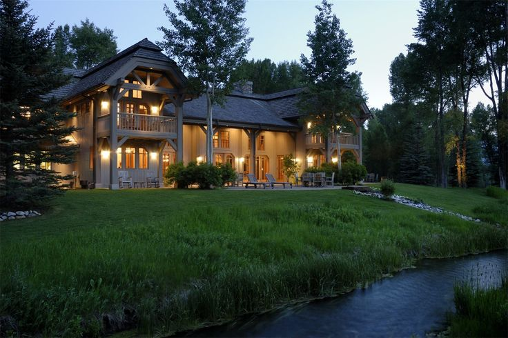 Jackson (OH) United States  City pictures : 5775 N. Prince Place Jackson, Wyoming, United States – Luxury Home ...
