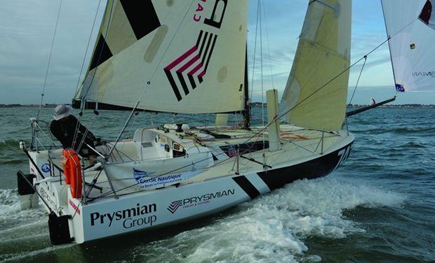#minitransat #sailing #sail #sport #onthewater