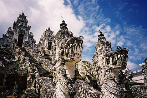 Bali Dewata Nawa Sanga Temples #baliaround