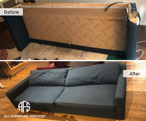 Sofa Couch Disassembly Reassembly Moving Fit Issue Problem To Pass Through Disassembling Assembling Service Emergency Furniture Couch Sofa Couch