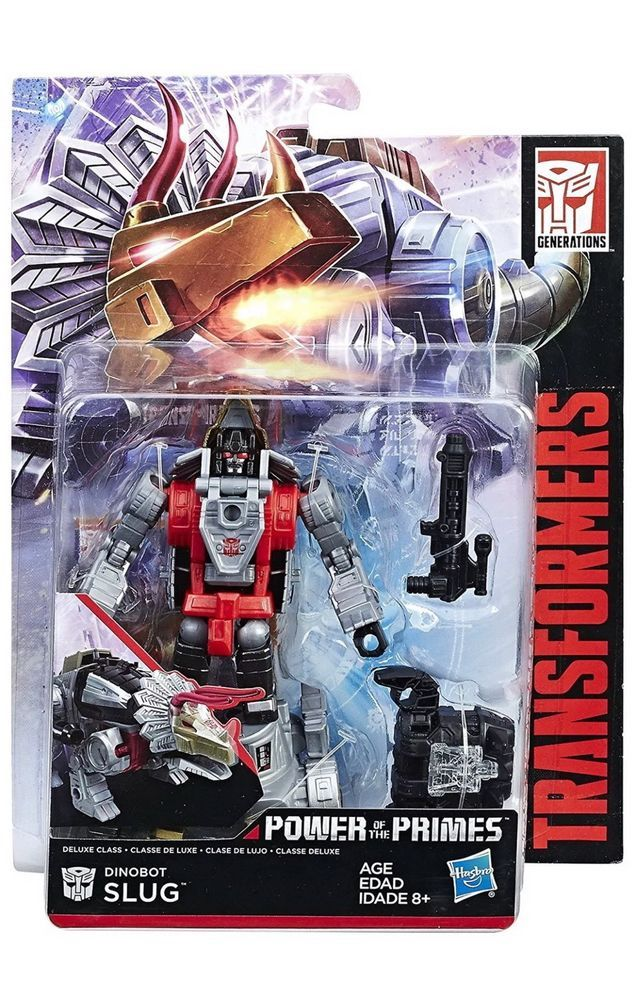 New Transformers Dinobot Snarl Power of the Primes Figure boy toy new in stock