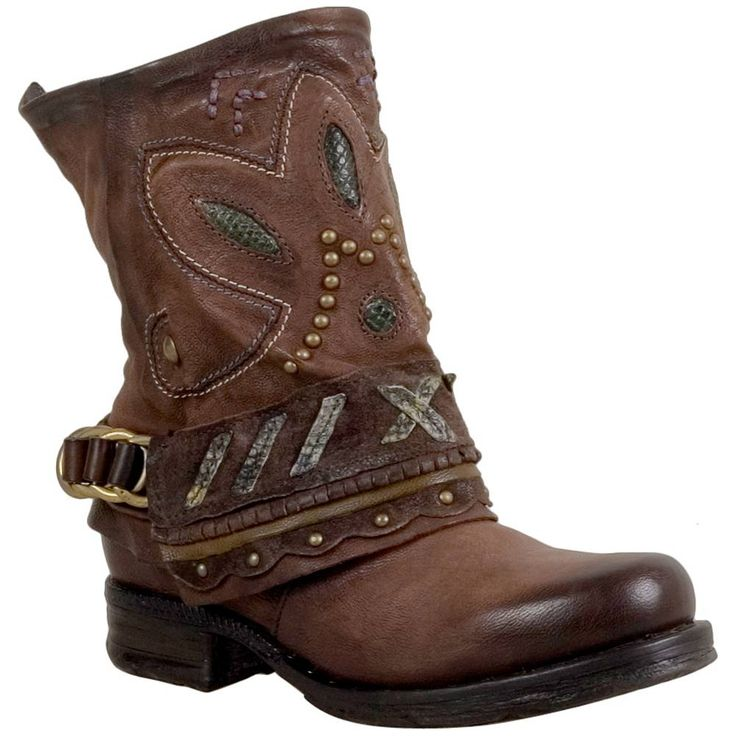 A.S.98 Senak Women's Mid-Calf Boot
