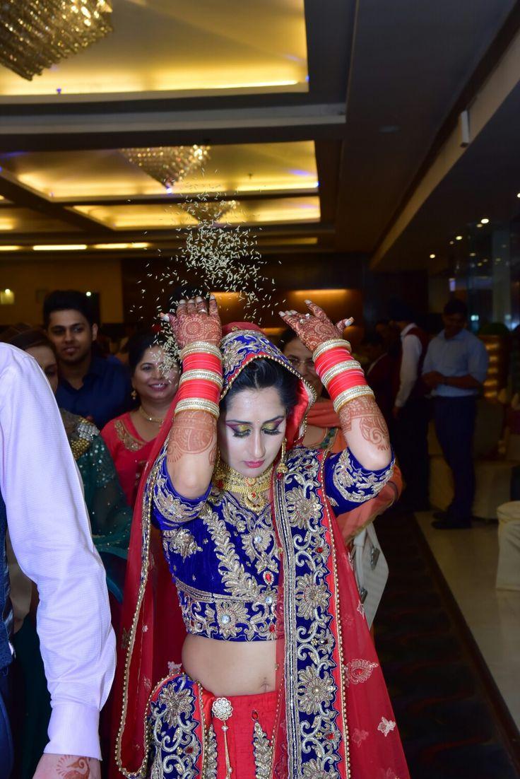 #punjabiwedding #bedai