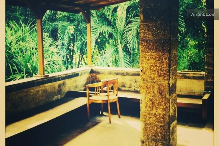 Upper Floor in Authentic Bali House  http://villacempaka.weebly.com/authentic-bali-house-in-kerobokan.html