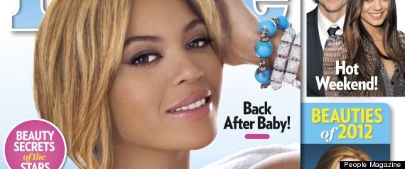 Beyonce: People's 2012 World's Most Beautiful Woman