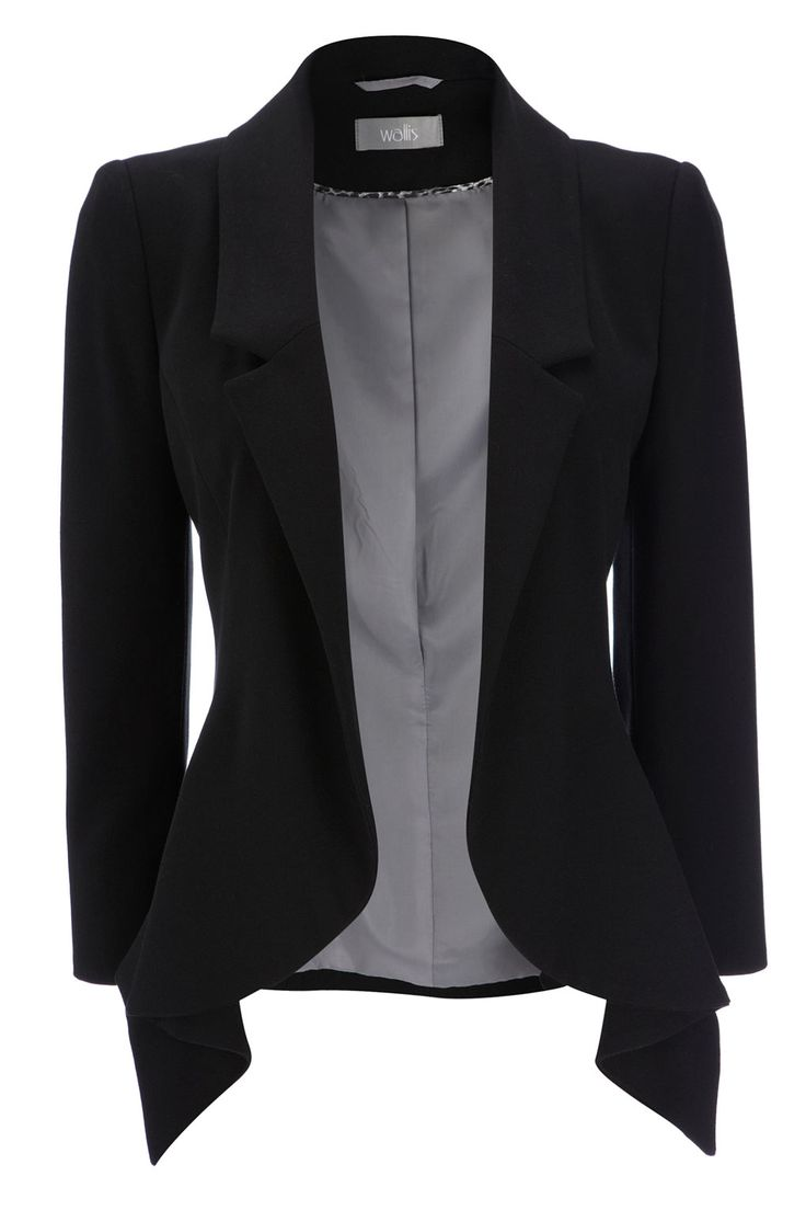 Best 20  Black blazers ideas on Pinterest | Blazers, Black blazer ...