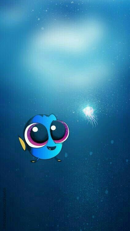 Nemo Wallpaper Iphone X Pin De Kristelle Gr Em Dessin Cute Disney Wallpaper