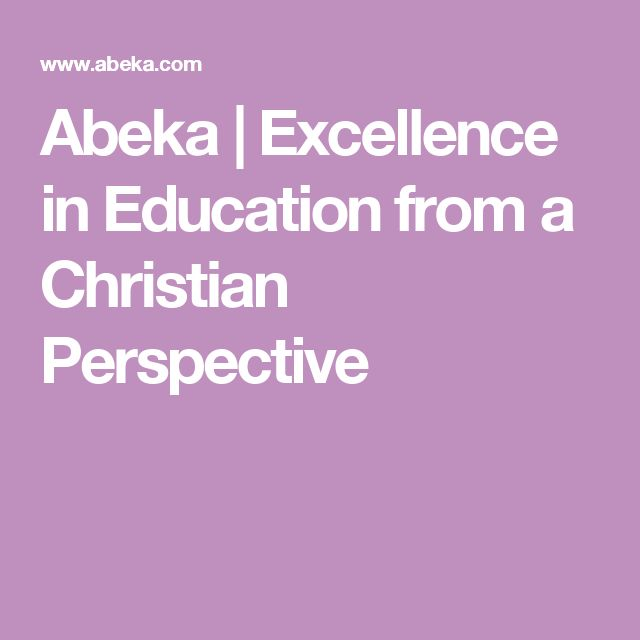 Abeka   Excellence in Education from a Christian Perspective